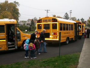 New buses at SCAP Head Start