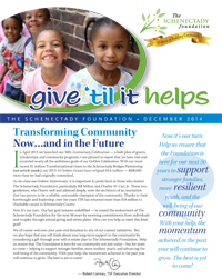 give 'til it helps newsletter