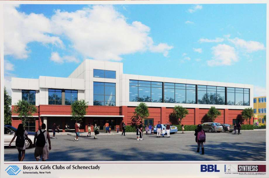 Boys & Girls Club Advances Building Plan State of the Art Facility Will Serve More Youth and Teens