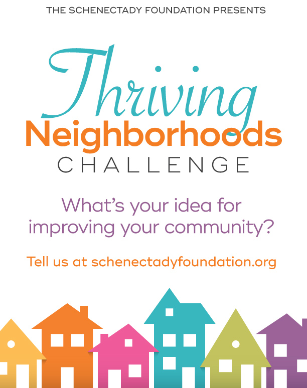 City Residents Respond to Thriving Neighborhoods Challenge
